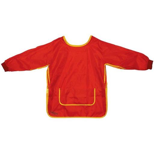 Sargent Art SAR225108BN Childrens Art Smock - Large - Pack of 6 EZIRYBAXQEZXRPUE