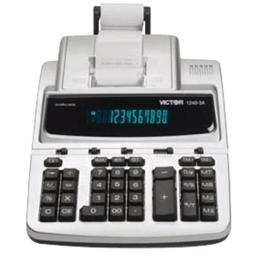 Victor Antimicrobial Heavy Duty Printing Calculator