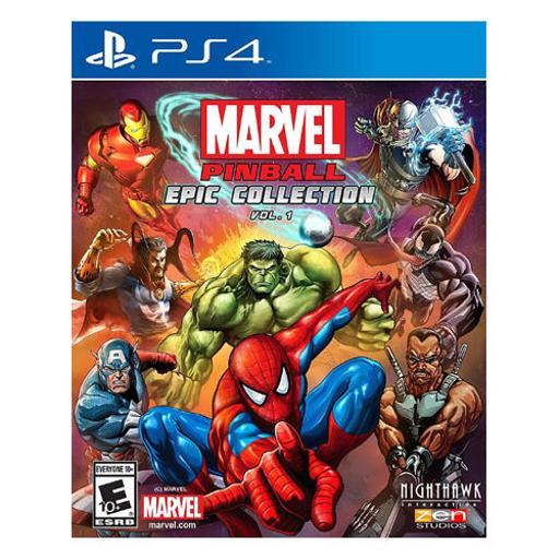 Marvel pinball: epic collection vol. 1 IDWS1TTO65IPDBCK