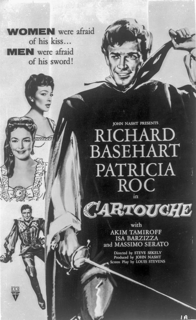 A Publicity Poster For Cartouche Photo Print