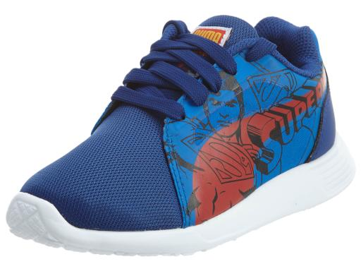 Puma St Trainer Evo Superman Little Kids Style: 362241 579543