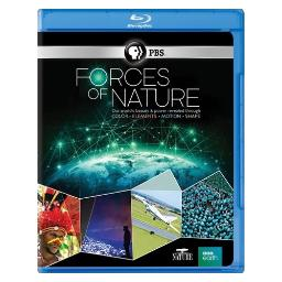 Forces of nature (blu-ray/2 disc) BRFON6101
