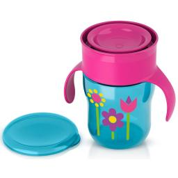 Philips SCF78254 Avent My First Big Kid Cup - Pink/Blue