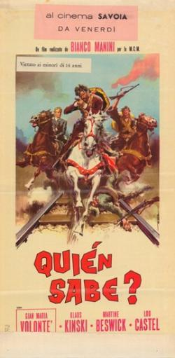A Bullet for the General Movie Poster (11 x 17) PRN6NM43K6M62P74