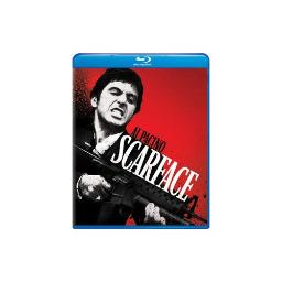 SCARFACE (1983) (BLU RAY) (REPACKAGING/ENG SDH/SPAN/FREN/WS/2.35:1) 25192103179