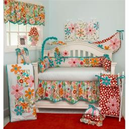 Cotton Tale LZFQQ Floral Full & Queen Quilt Lizzie Collection