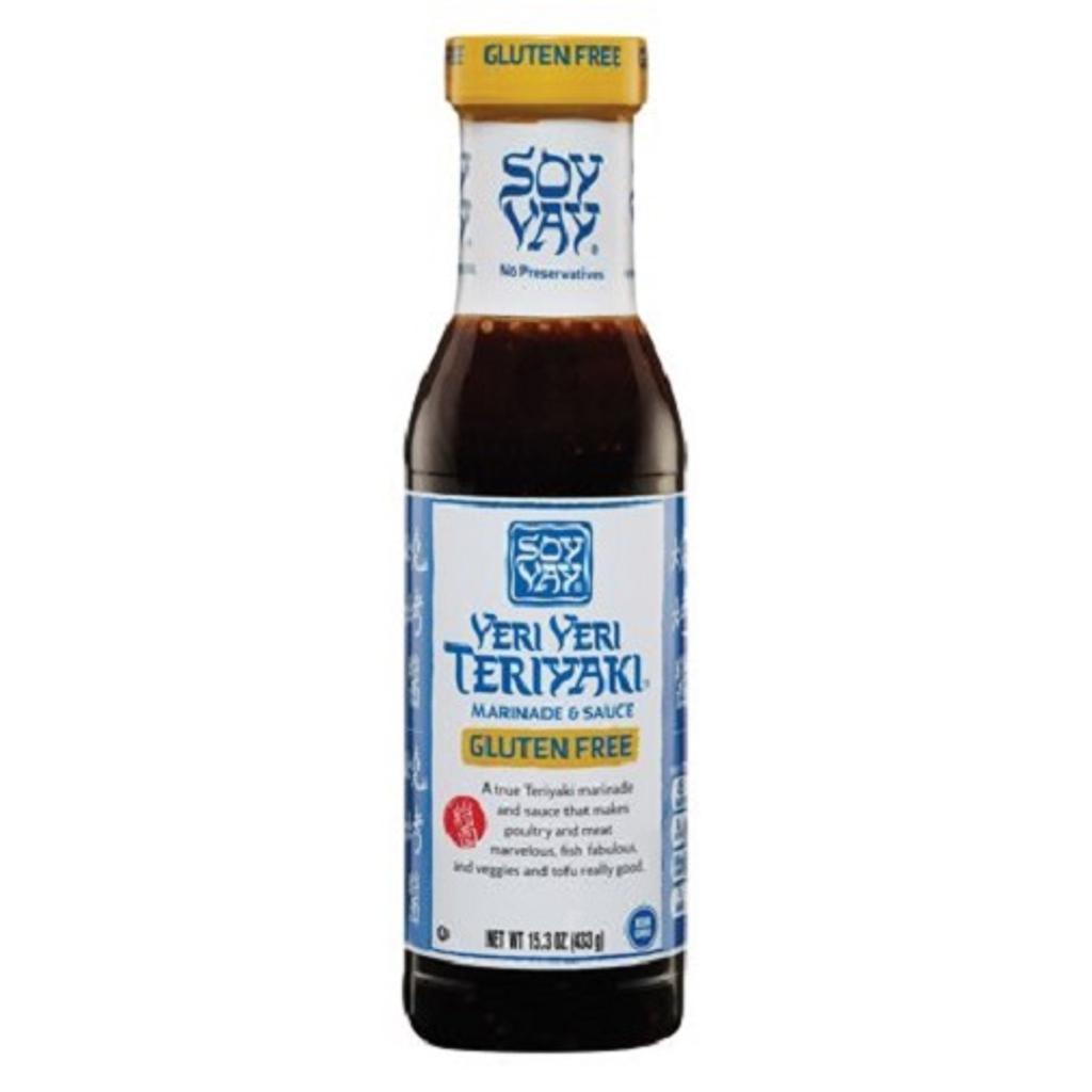 Soy Vay Gluten Free Veri Veri Teriyaki Marinade & Sauce
