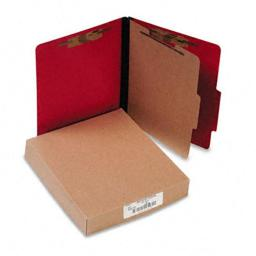 acco-15649-presstex-classification-folders-letter-4-section-executive-red-10-box-338ba64190a706d6