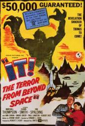 It! The Terror From Beyond Space Movie Poster Print (27 x 40) MOVCF3305