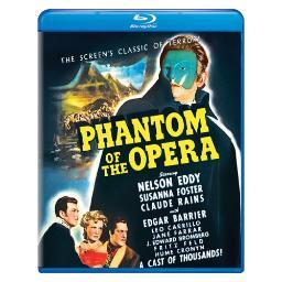 Phantom of the opera (1943) (blu ray) BR61125748