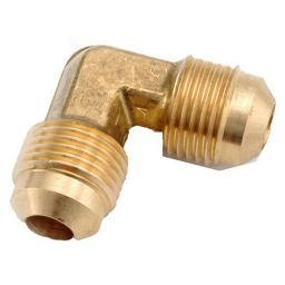 Anderson Metals 754055-08 1/2-Inch Low Lead Flare Elbow Brass