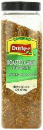 Durkee Roasted Garlic Seasoning Blend, 21 Ounce Containers