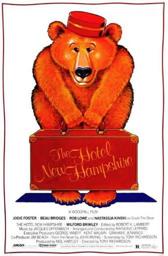 The Hotel New Hampshire Movie Poster (11 x 17) 837029