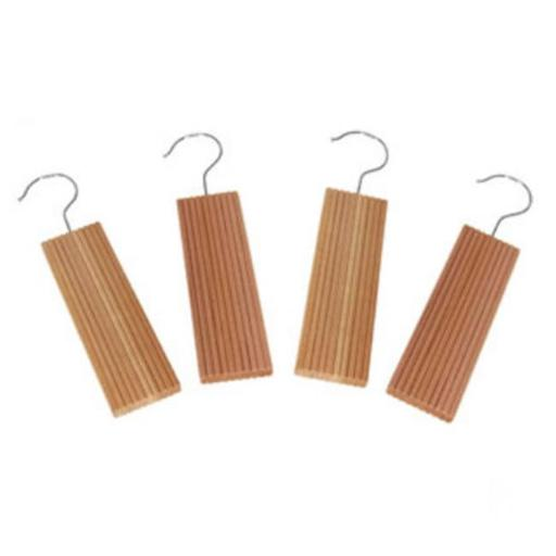 Whitney Designs 32752-1 Cedar and Lavender Hang Up with Hook - 4 Count