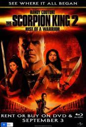 Scorpion King 2 Rise of a Warrior Movie Poster (11 x 17) MOV413412