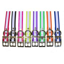 Grain Valley Strap34-RefPnk 0.75 in. Universal Reflective Strap - Reflective Pink