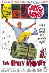 Its Only Money Movie Poster (11 x 17) MOVAE8709