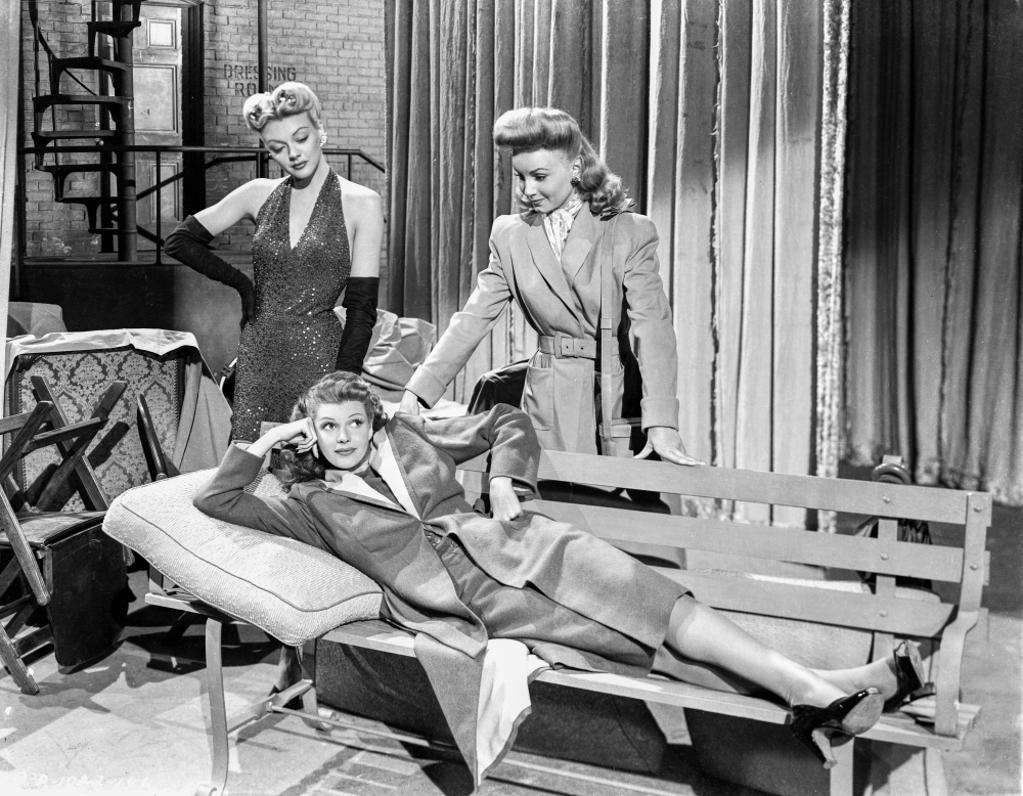 A publicity still for Tonight and Every Night Photo Print