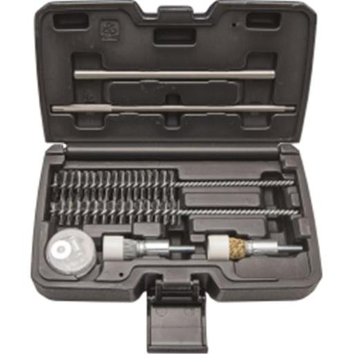 Private Brand Tools Australia PTY 71220 Universal Injector Seat Cleaning Kit