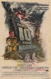 Force 10 from Navarone Movie Poster (11 x 17) MOV255447