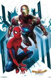 Spider-Man Homecoming - Iron Man Poster Print TIARP15583