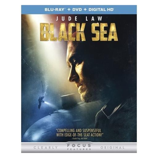Black sea (blu ray/dvd w/digital hd) 1284932