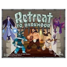 Action Phase Games AKG230 Retreat to Darkmoor Game
