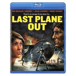 Last plane out (blu-ray/1983/ws 1.78) BRK21458