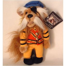 """Sir Didymus Plush from Jim Henson's Labyrinth 10"""" by Toy Vault"""