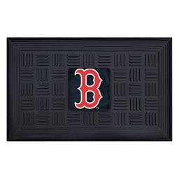 FANMATS MLB Boston Red Sox Vinyl Door Mat - 11292