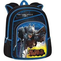 "Batman ""Rise From the Darkness"" Backpack 16"" Bookbag"