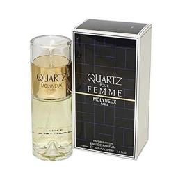 Quartz By Molyneux Eau De Parfum Spray 3.3 Oz