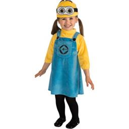 Rubie's Despicable Me 2 Female Minion Costume, Blue/Yellow, Infant