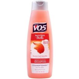 ALBERTO VO5 MOISTURE MILK PASSION FRUIT SMOOTHIE SHAMPOO (PACK OF 3) by Alberto VO5