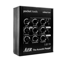 AER Colourizer-2 Acoustic Guitar Direct Box and Preamp