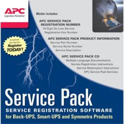 APC Service/Support - 1 Year Extended Warranty - 24 x 7 - Maintenance - Electronic and Physical Service