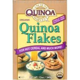One 12 oz Ancient Harvest Quinoa Flakes (Pack of 60)