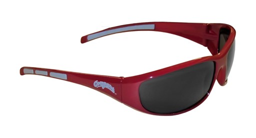 NCAA Washington State Cougars Sports Team Logo Wrap 3 Dot Sunglasses
