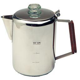 Tex Sport 13215 Tex Sport 13215 Percolator, Stainless Steel 9 Cup 13215