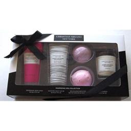 Christian Siriano New York Pampering Spa Collection Cherry Blossom