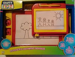 Magnetic Board with Accessories