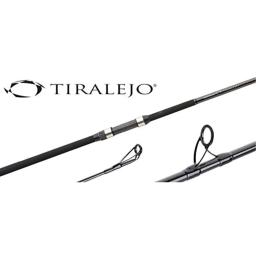"""Shimano Tiralejo 2-Piece Surf Spinning Fishing Rod, 10'6""""ft, Action: Moderate Fast (TRS106MA)"""