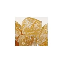 Organic Ginger Crystalized with Raw Sugar Buk 11 Pounds