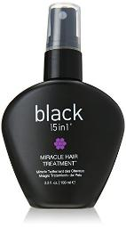 Black 15 In 1 Miracle Hair Treatment, 3.3 Ounce by BLACK 15 IN 1