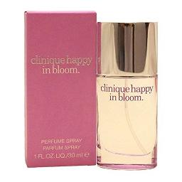 Clinique Happy In Bloom Parfum Spray for Women, 1 Ounce