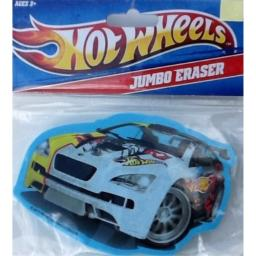 Hot Wheels Jumbo Eraser