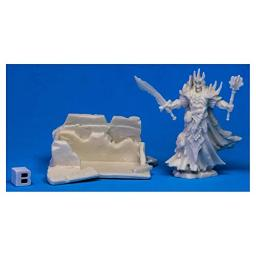 Reaper Miniatures Dust King and Crypt 77535 Bones Unpainted RPG D&D Figure