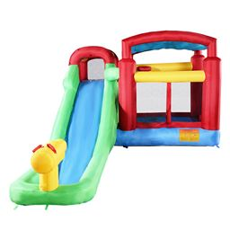 Inflatable Bounce House Jumper with Water Slide