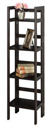 Winsome 4-Tier Folding Shelf