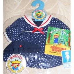 Madeline Ragdoll Casual Dress Outfit (1999)